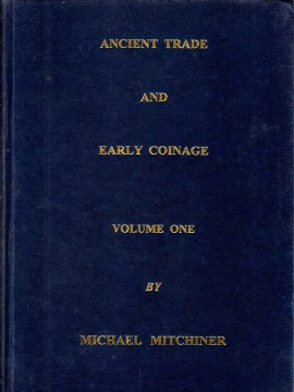 ANCIENT TRADE AND EARLY COINAGE Vols. 1 & 2)}}