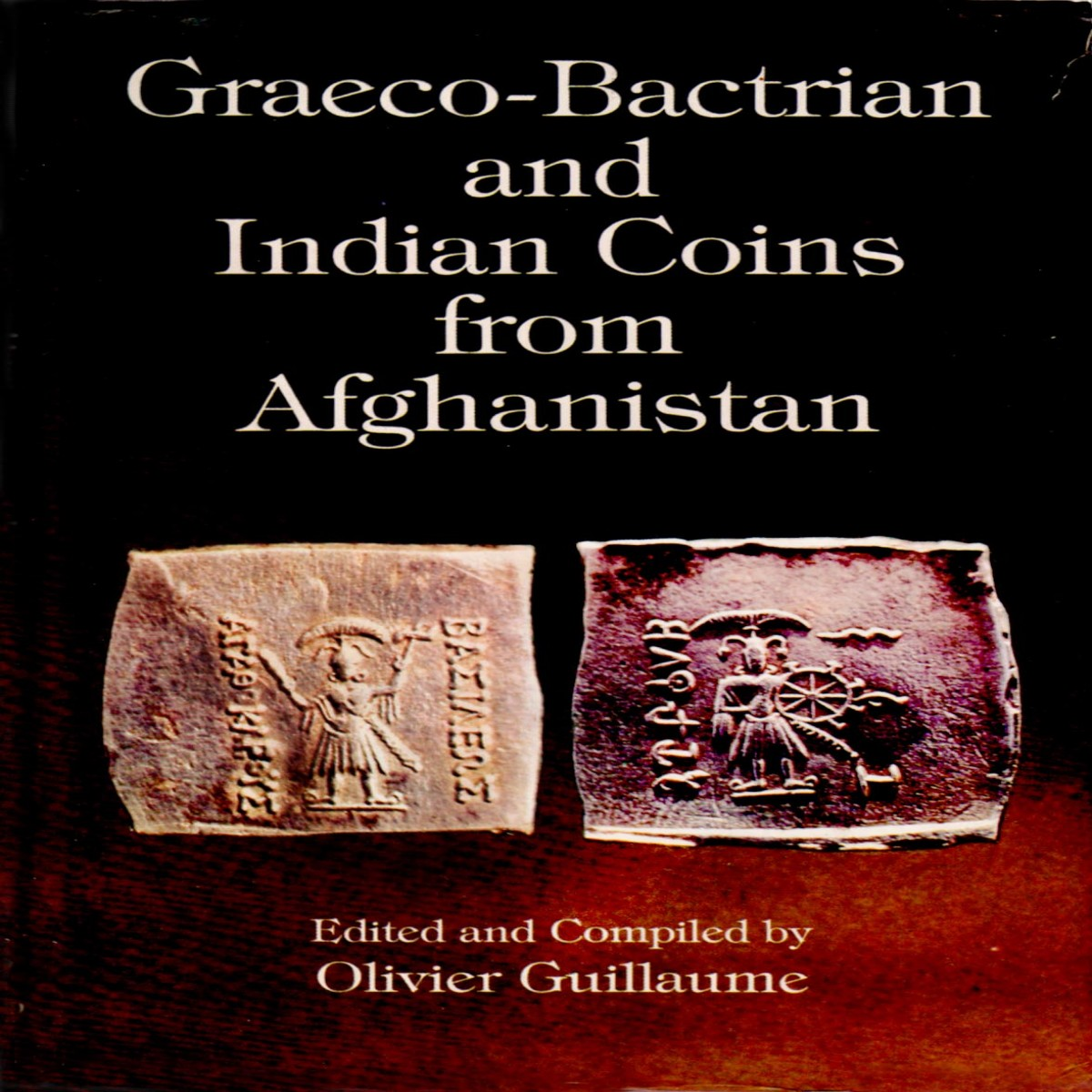 Graeco-Bactrian and Indian Coins From Afghanistan