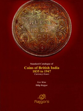 Standard Catalogue of Coins of British India 1835 to 1947 Currency Issues)}}