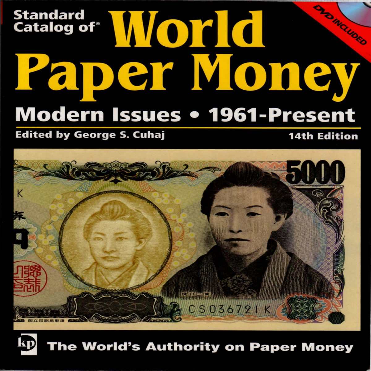 Standard Catalog of World Paper Money, Modern Issues 1961-Present, 14th Edition