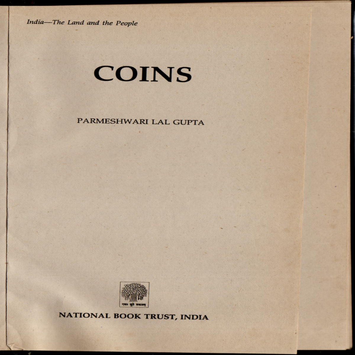 Coins  (Leather Bound)